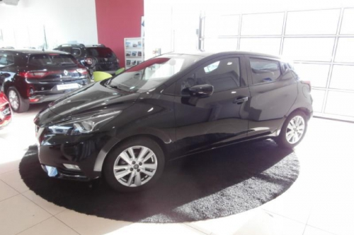 Nissan Micra Connect