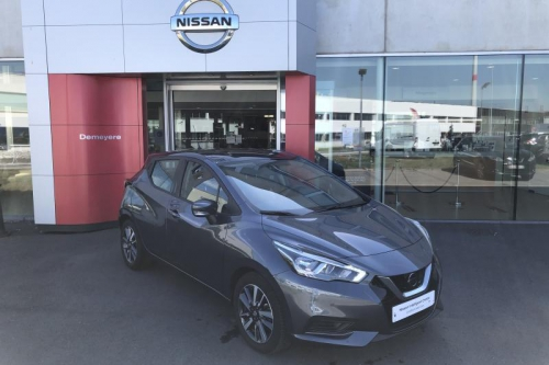 Nissan Micra n connecta