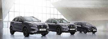 Nissan N-TEC Edition: opvallend design en hoogwaardige technologie