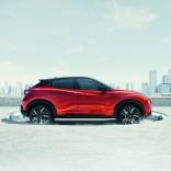 Vijf Euro NCAP-sterren voor nieuwe generatie Nissan JUKE